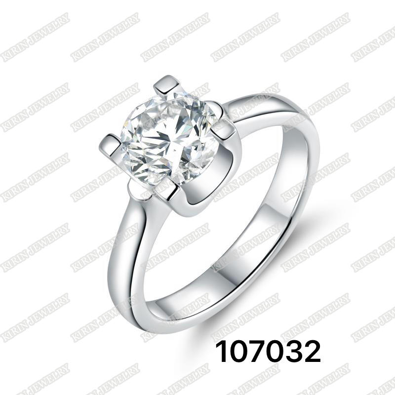 925 sterling silver wedding ring 107032-
