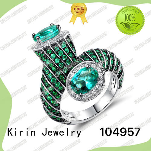 Kirin newly silver jewelry for business for woman