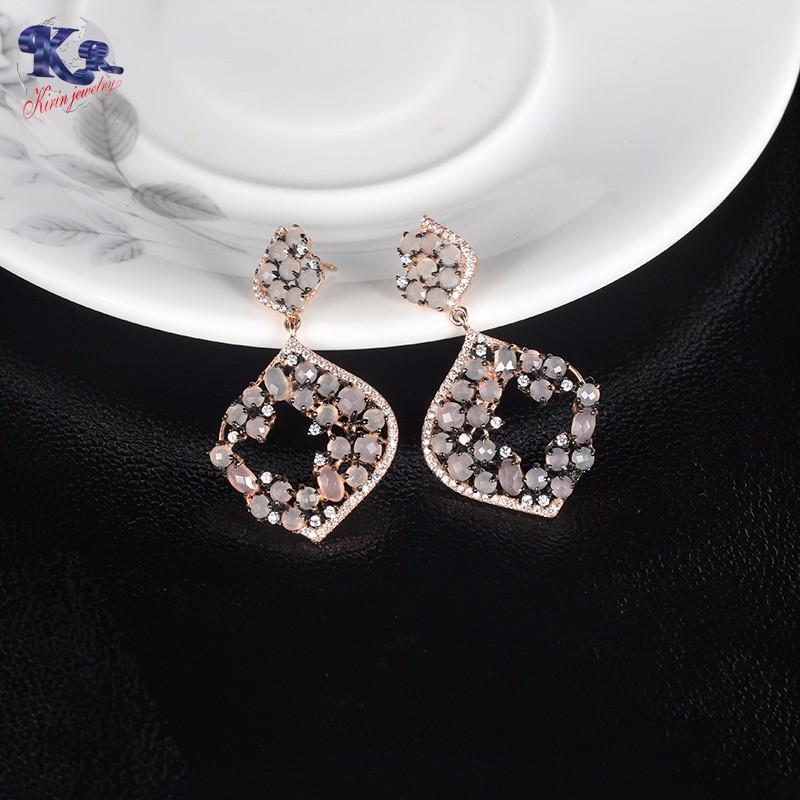 Kirin Jewelry -Kirin 925 Sterling Silver Elegance Jewelry Set For Women 81778