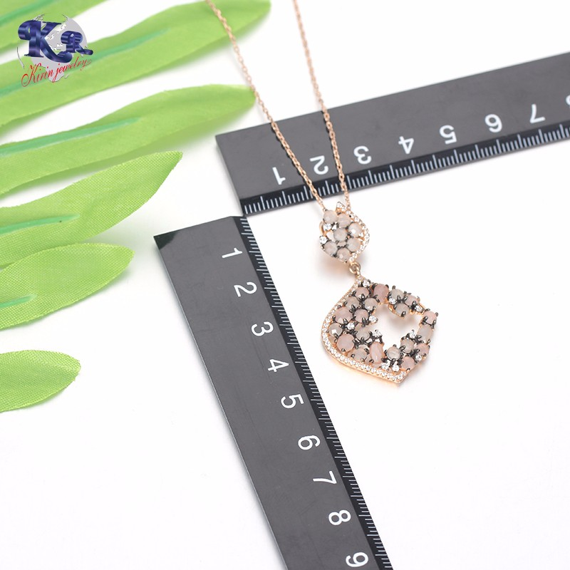 Kirin Jewelry necklace and bracelet set bulk production-4