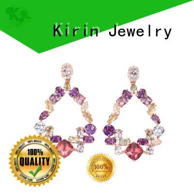 Kirin Jewelry bulk pearl earrings stud with cheap price for mate