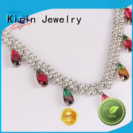 Kirin gorgeous womens necklace chain manufacturers for girl