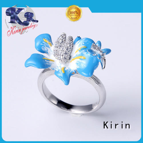 Kirin gorgeous enamel jewelry bulk production for girlfriend