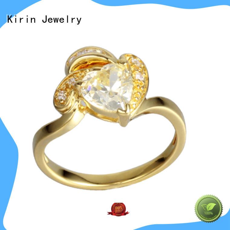 Kirin shape ring necklace bracelet set company for female