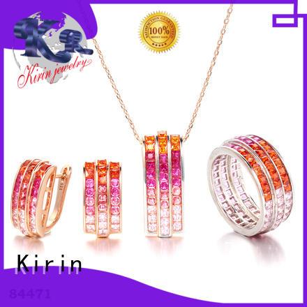Kirin best silver set for women Suppliers for partner
