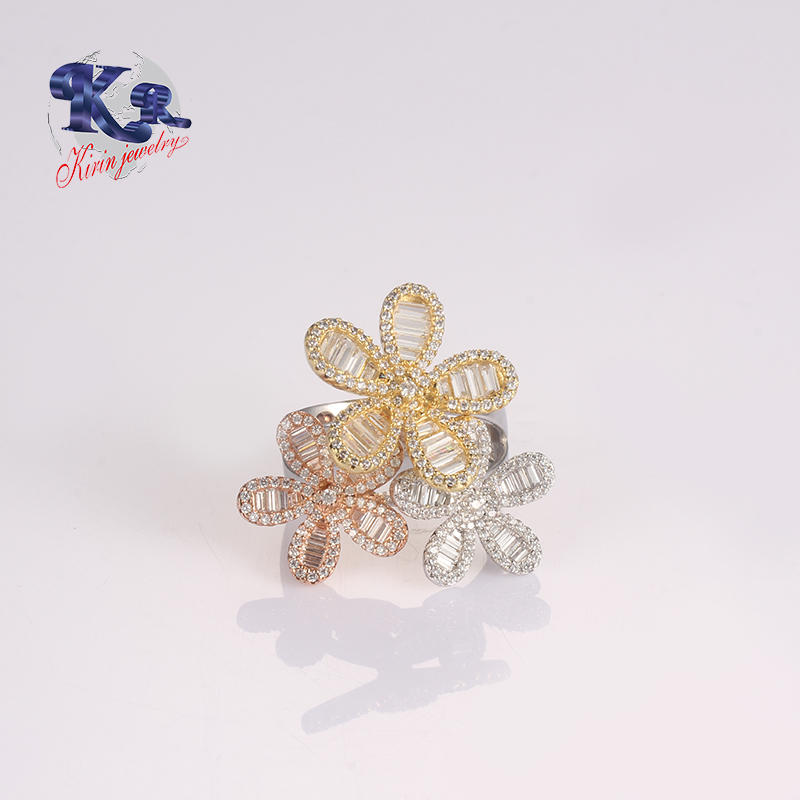 Korean Jewelry 925 Silver Ring Designs For Girl With Cheap Price