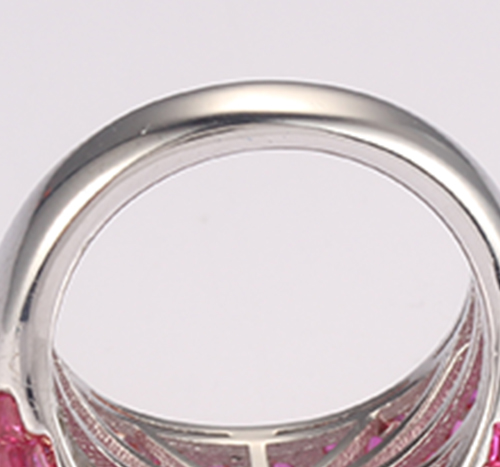 lovely sterling silver rings for sale cz company for girlfriend-15