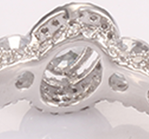 Kirin Jewelry -925 Sterling Silver Cz Rings | Rings Paved With Diamond-11