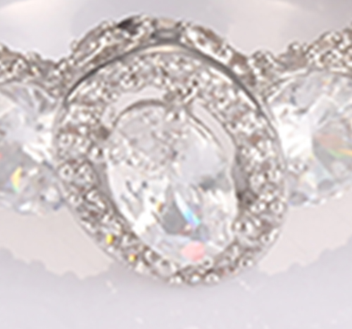Kirin Jewelry -925 Sterling Silver Cz Rings | Rings Paved With Diamond-13