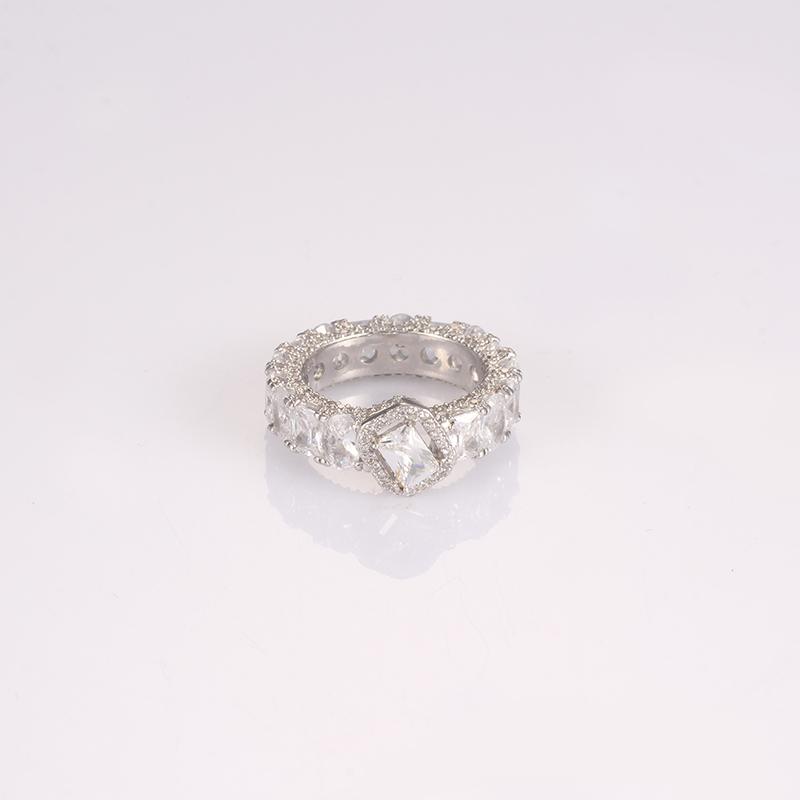 Kirin Jewelry -Fast Delivery Zircon Main Stone Beautiful 925 Silver Jewelry