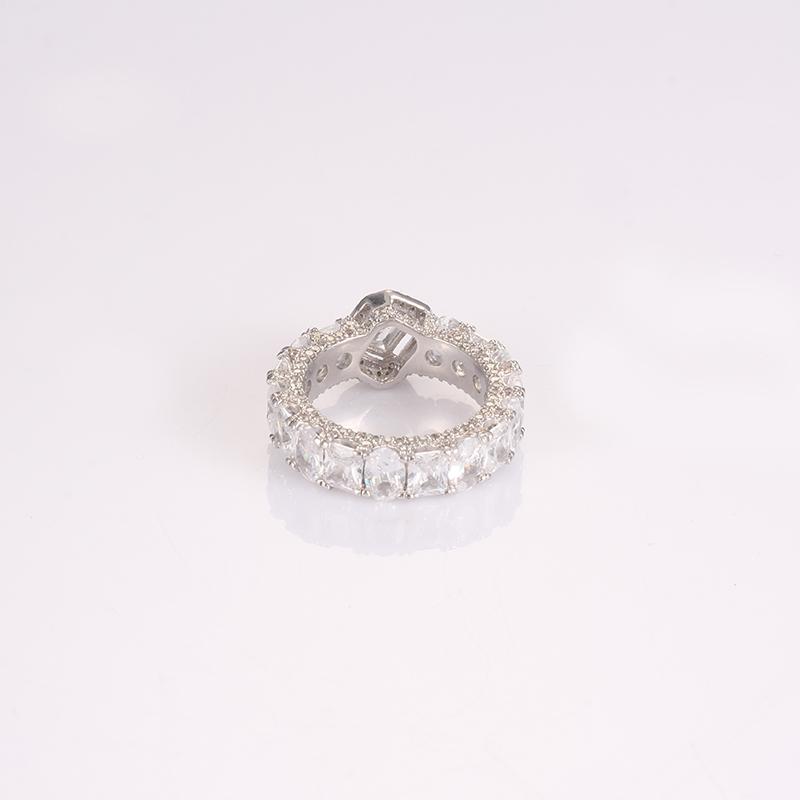 Kirin Jewelry -Fast Delivery Zircon Main Stone Beautiful 925 Silver Jewelry-1