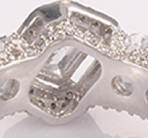 Kirin Jewelry newly sterling silver cz rings lucky for partner-14