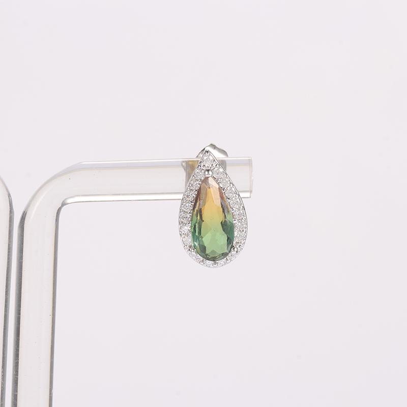 Kirin Jewelry -Find Sterling Silver Jewelry Earrings 2018 Earring Stud-1