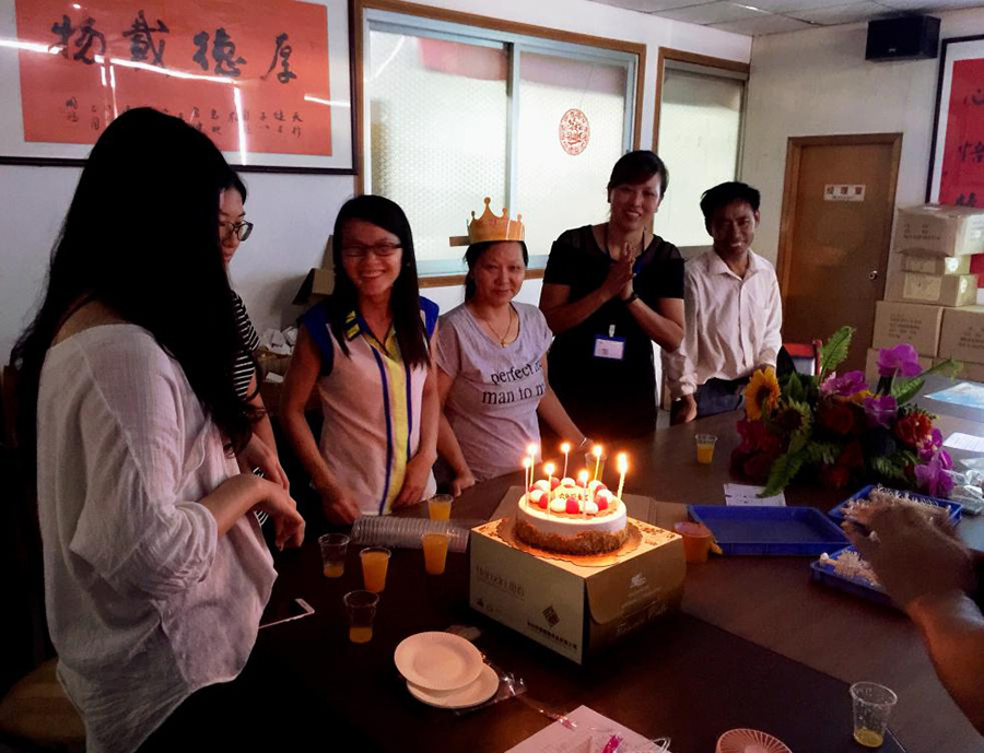 Kirin Jewelry -News | Birthday Party For Kirin Family-1