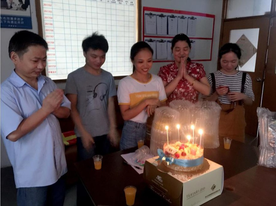 Kirin Jewelry -News | Birthday Party For Kirin Family-2