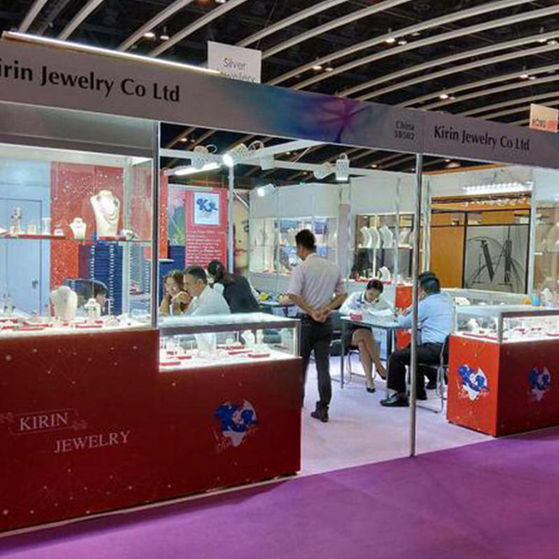 HK JEWELRY FAIR ON JUNE 2018