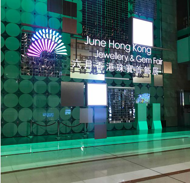 Kirin Jewelry -Hk Jewelry Fair On June 2018 - Kirin Jewelry-1