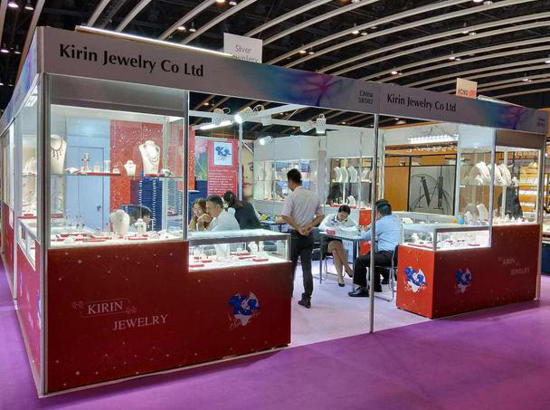 Kirin Jewelry -Hk Jewelry Fair On June 2018 - Kirin Jewelry-2