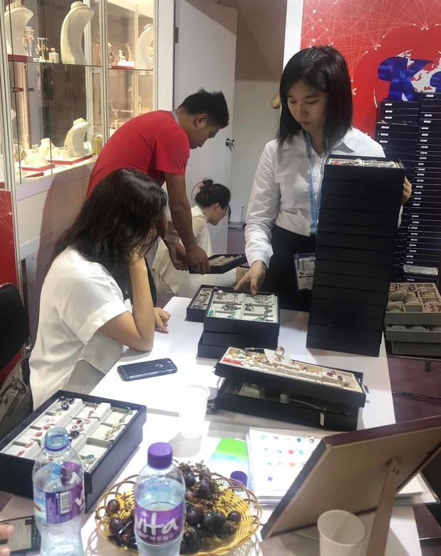 Kirin Jewelry -Hk Jewelry Fair On June 2018 - Kirin Jewelry-5