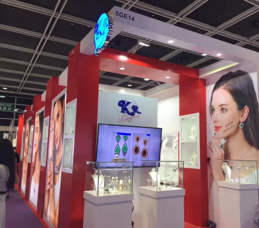 Kirin Jewelry -Hk Jewelry Fair On March 2018 | News-5