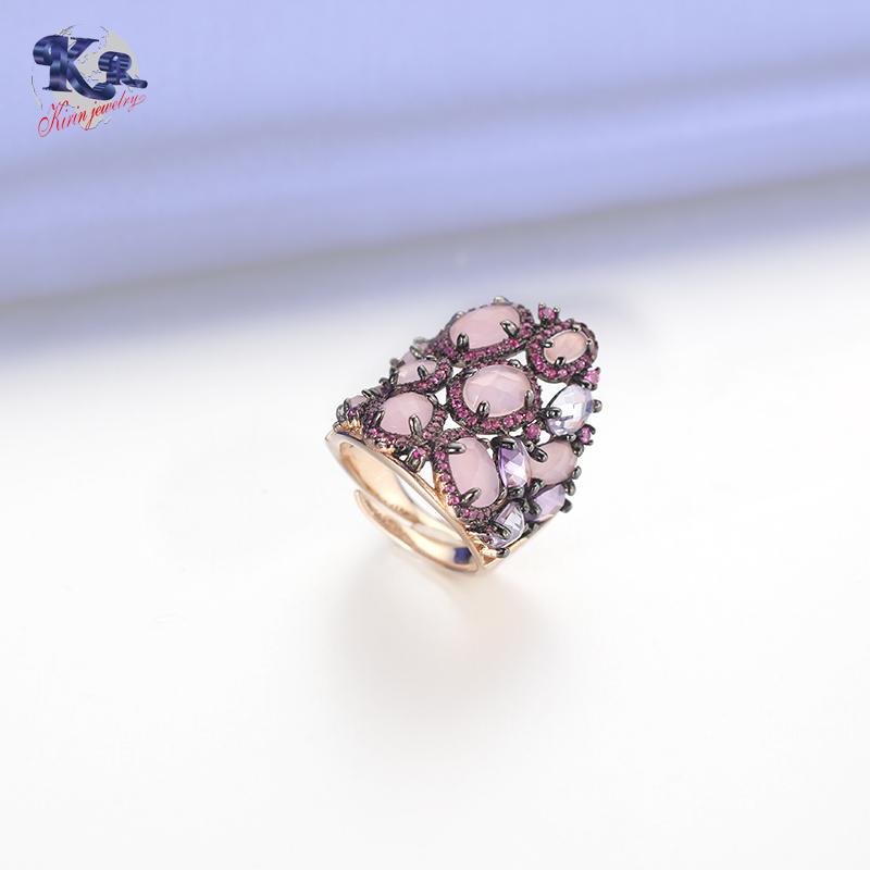 Kirin Jewelry -Unique design jewelry Mona Lisa ring for women Kirin Jewelry 19534-1
