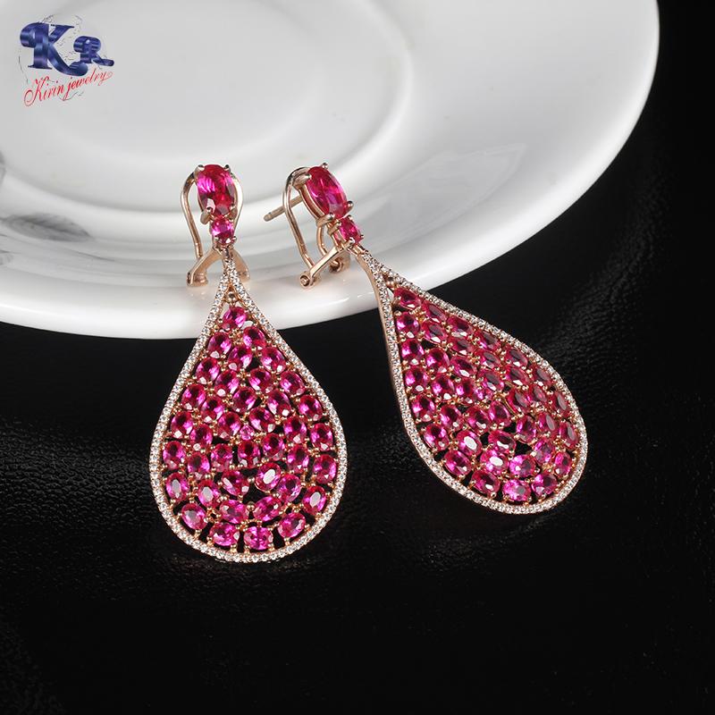 application-stud earrings for women zircon for lover Kirin Jewelry-Kirin-img-1