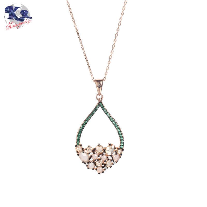 Kirin 925 sterling silver fashion jewelry set for women 81772