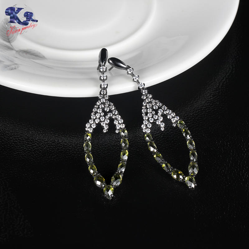 Kirin 925 sterling silver luxury jewelry set for women 82035