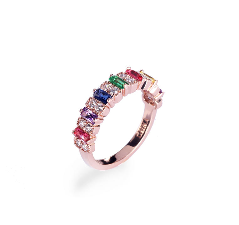 925 Sterling silver ring for women fashion jewelry 105070
