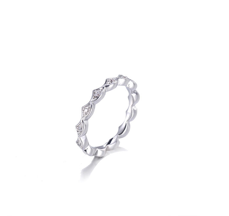 New Style Silver Color Ring for Women Kirin Jewelry 105148
