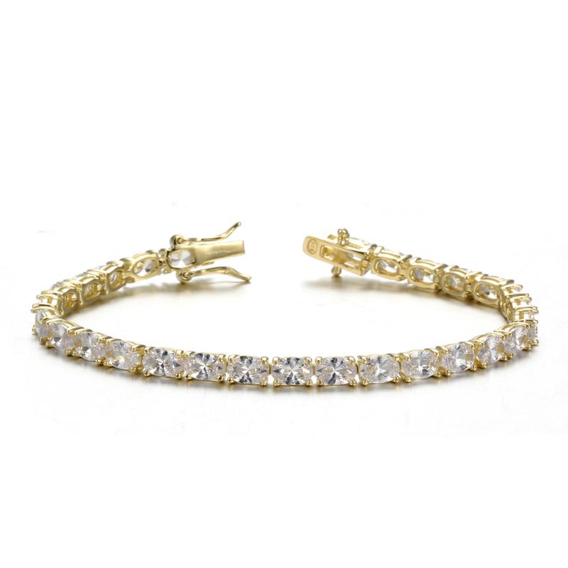 Kirin Jewelry -Manufacturer Of Silver Bangle Bracelets 925 Sterling Silver Wedding Cubic-1