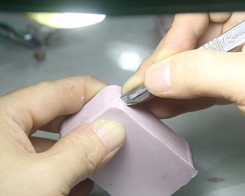 Kirin Jewelry -Sterling Silver Cross Ring, Trendy 925 Sterling Silver Flower Rings-6