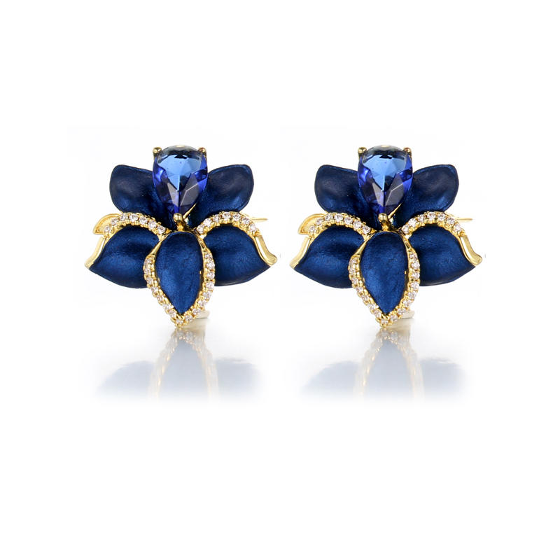 Kirin fantastic  925 earrings from manufacturer for girlfriend