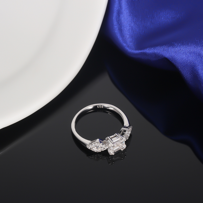 Kirin Jewelry -Professional Baguette Jewelry Baguette Ring Setting Manufacture