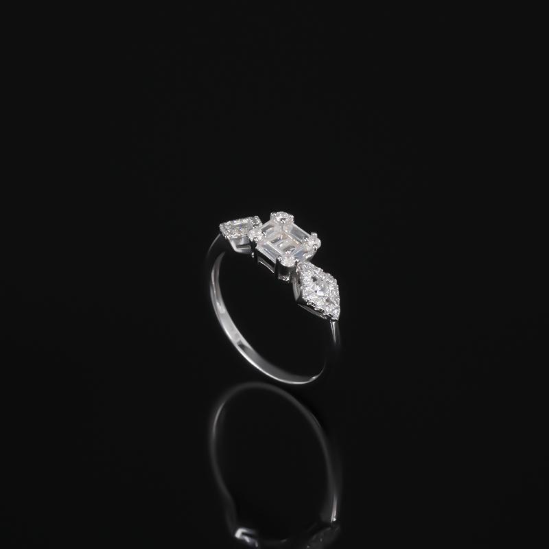 Kirin Jewelry -Professional Baguette Jewelry Baguette Ring Setting Manufacture-1