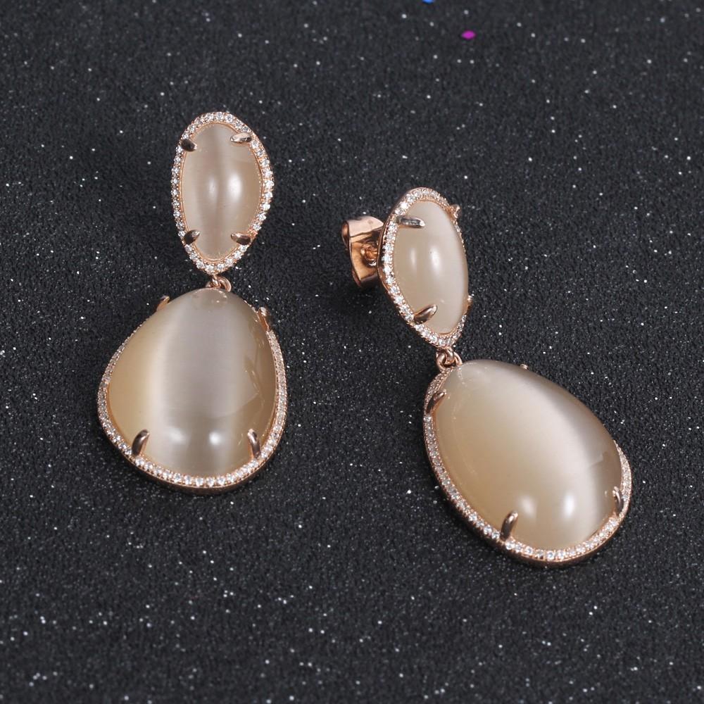 Kirin Jewelry -Sterling Silver Jewlry | 925 Silver Jewelry Set Earrings Pendants Rings-1