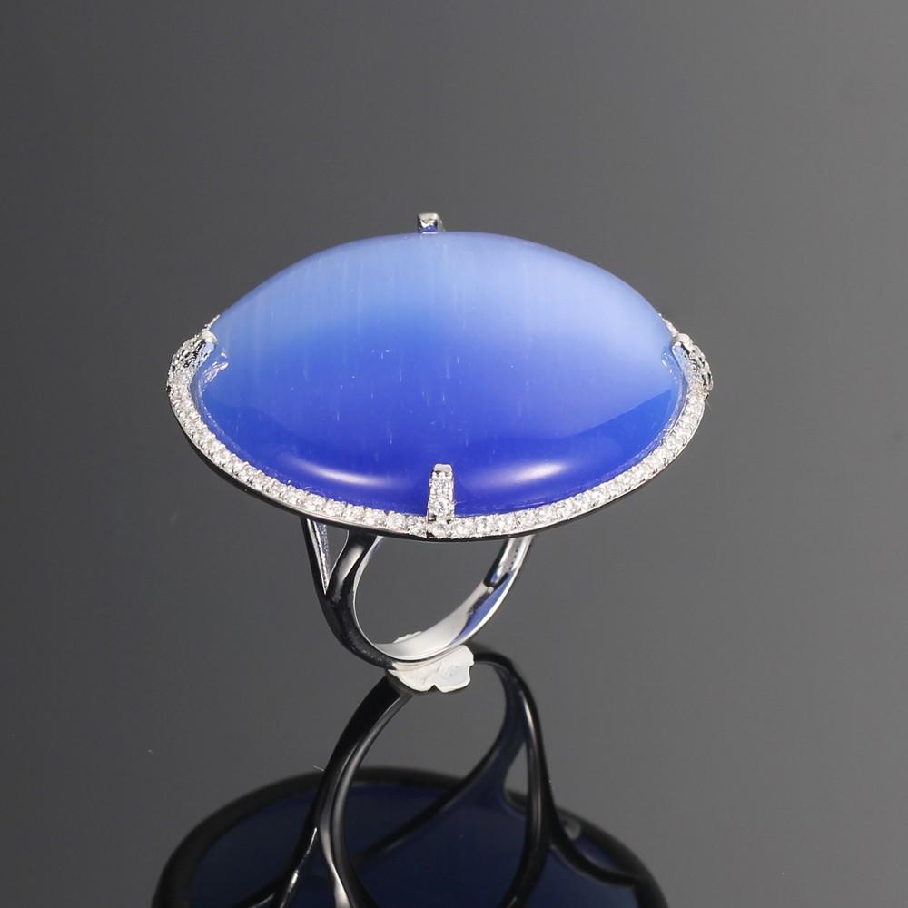 Kirin Jewelry Brand rings jewlery zircon contemporary silver jewellery manufacture