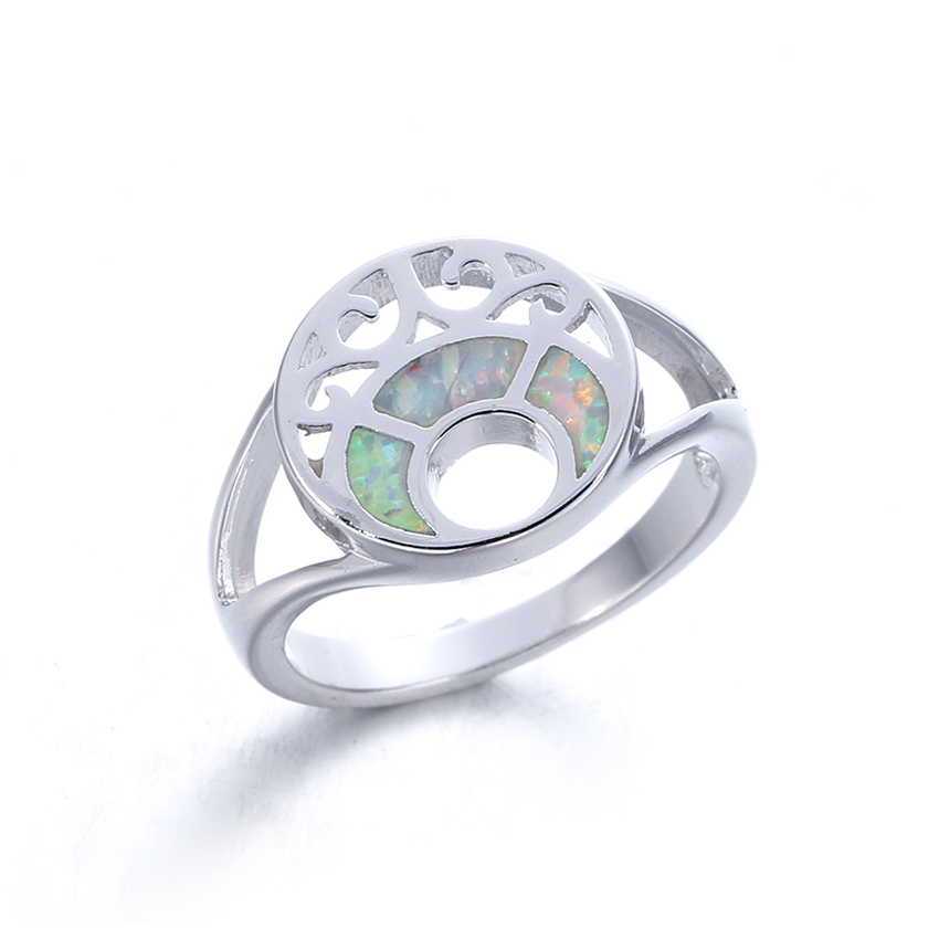 created sterling silver engagement rings from manufacturer for mom Kirin Jewelry-Kirin-img-1