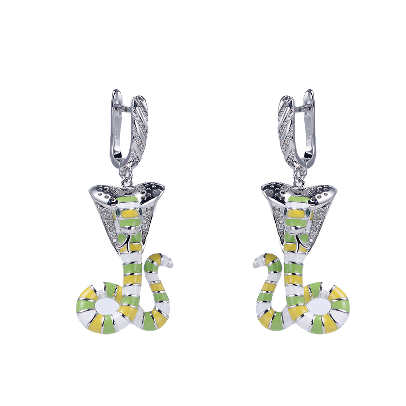 Kirin Jewelry -Professional Earring For Women Manufacture-2