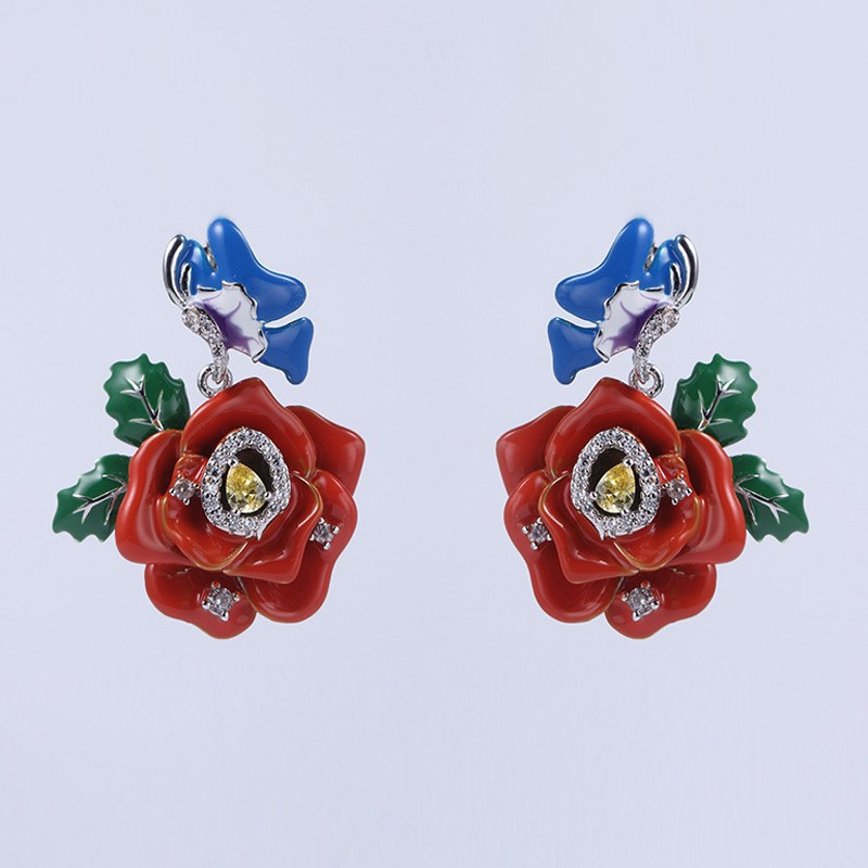 Kirin Jewelry -Find Ladies Earring Sets Jewelry Necklace And Earring Sets On Kirin-2