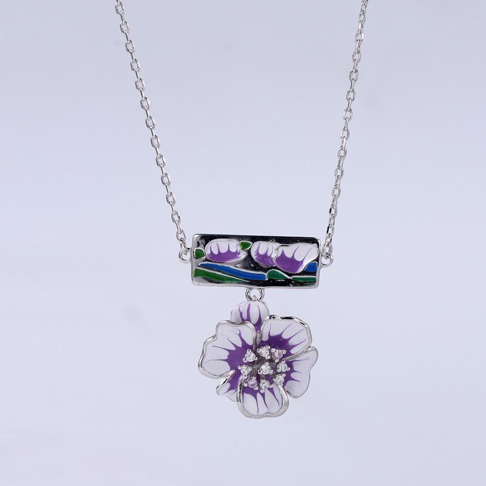 Kirin Jewelry -Bridal Womens New Fashion Jewelry Set Enamel Earring Bracelet Set