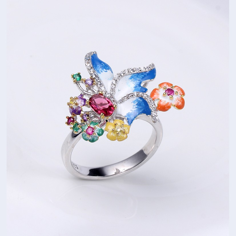 Kirin Jewelry -Manufacturer Of Ring And Bracelet Set Women Fashion Jewelry-1