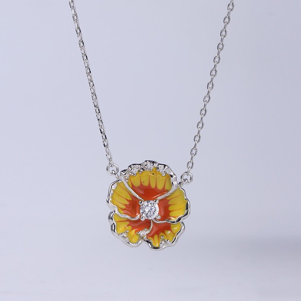 charming matching necklace set romantic with cheap price for girlfriend