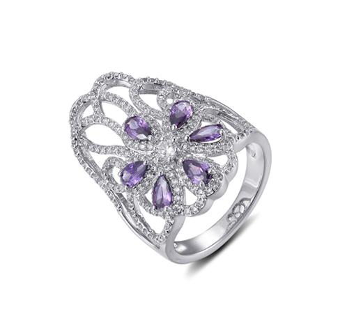 Kirin Jewelry -Silver Womens Ring Manufacture | European Women Fashion Rings