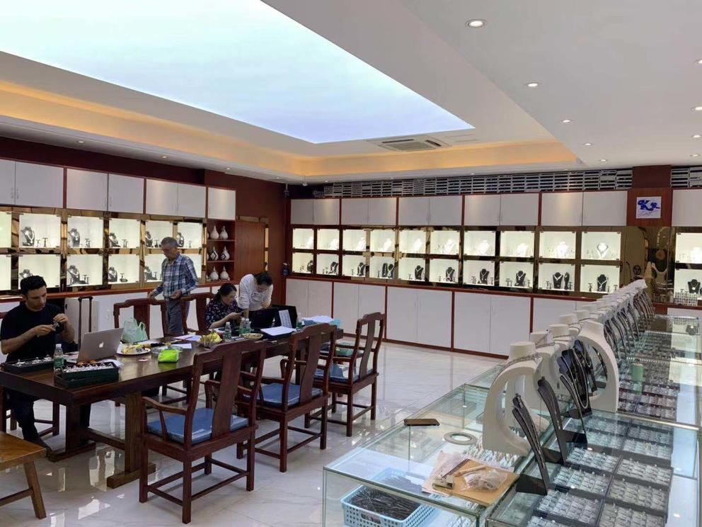 Kirin Jewelry New ShowRoom in Panyu