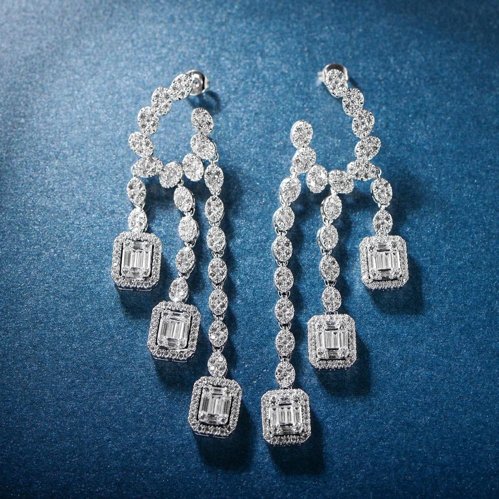 product-Kirin -drop pendant earrings-img