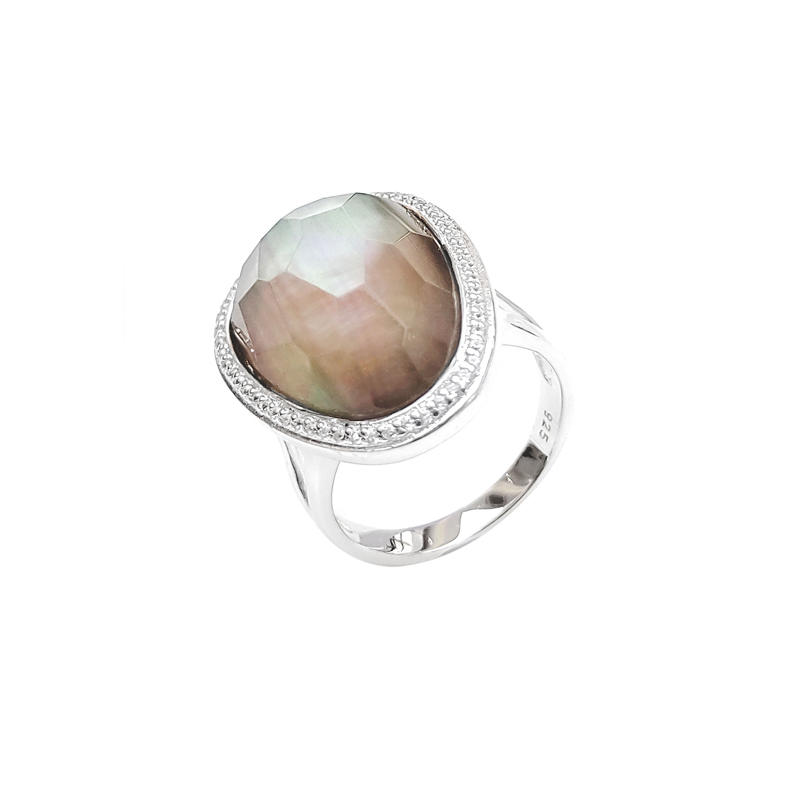Hot Sale Woman 925 Sterling Silver Ring 83210RW
