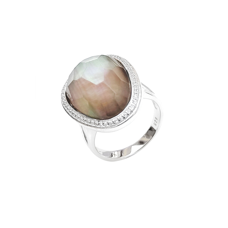product-Kirin -Hot Sale Woman 925 Sterling Silver Ring 83210RW-img