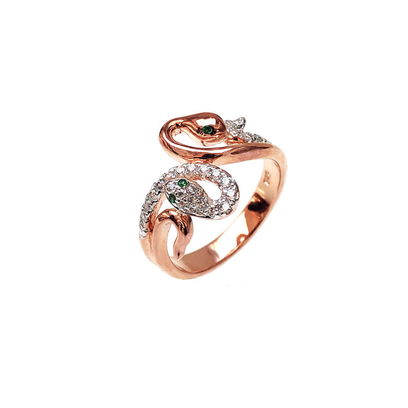 Charm 925 Sterling Silver Ring for Woman 81052RW
