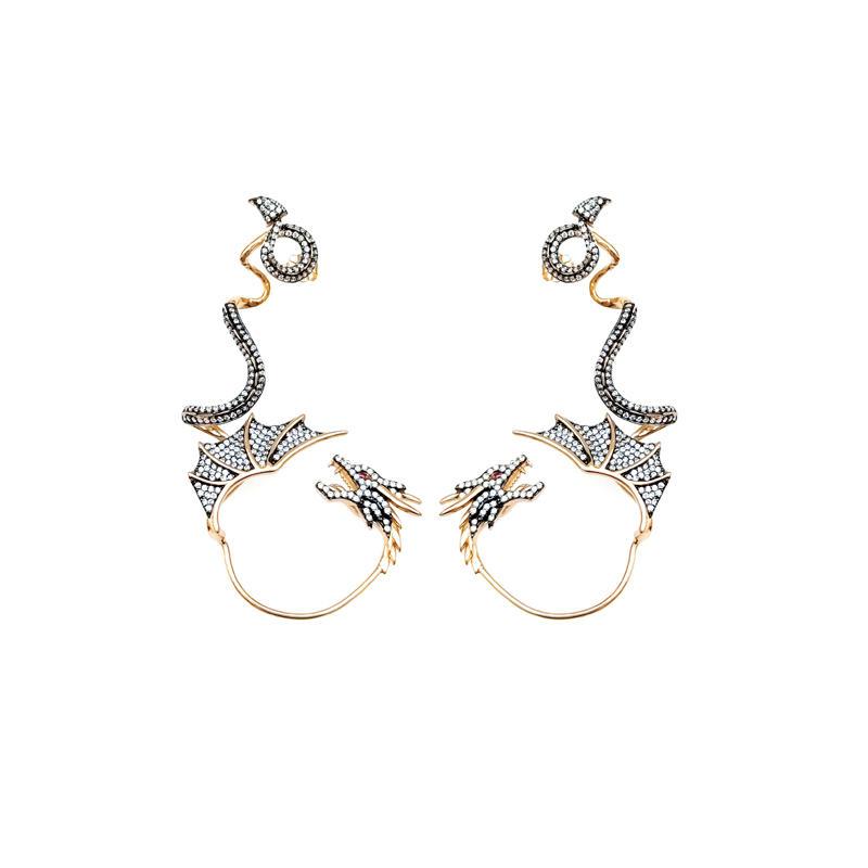 Special 925 Sterling Silver Earrings for Woman 36676W